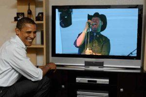 Sweet Home Obama!